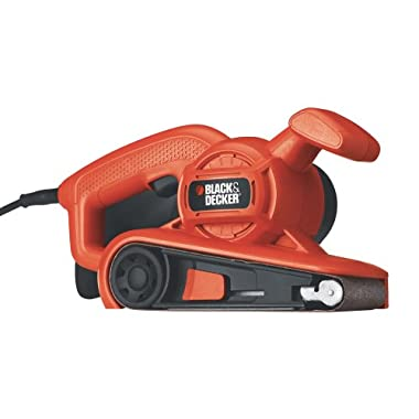 Black & Decker BR318 3-Inch by 18-Inch Low Profile Belt Sander