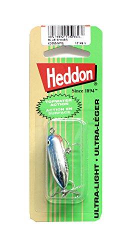 Heddon Teeny Torpedo (Blue Shiner, 1 1/2-Inch)