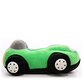 Amazon.com: Plush Toy Sofa Seat Cartoon Car Seat Doll Toy for Baby ...