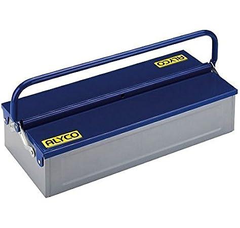 Bahco 960100050 Caja Metalica 400X210X245: Amazon.es: Bricolaje y herramientas