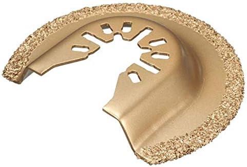 Gulakey パワーツールアクセサリー、65ミリメートルの円形カッター硬質合金ソーブレード半振ツールサンディングパッド