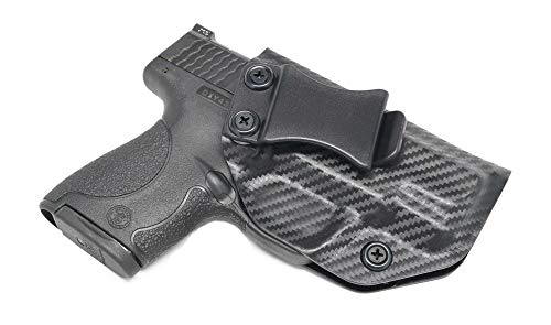 Concealment Express: S&W M&P Shield 9/40 KYDEX IWB Gun - 9mm Magazine And For Wesson Smith
