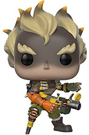 Overwatch 29045 Games Junkrat Pop Vinyl Figure Funko Pop! Games: Accessory Toys & Games