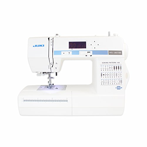 (Juki HZL-LB5100 Computerized Sewing Machine)