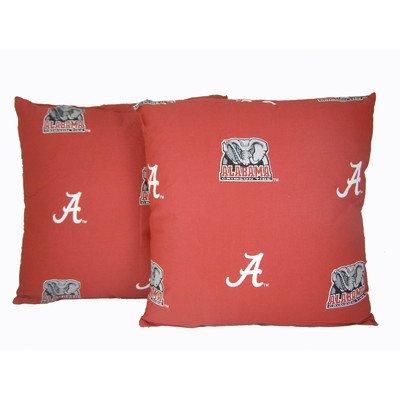 College Covers Alabama Crimson Tide Decorative Pillow, 16