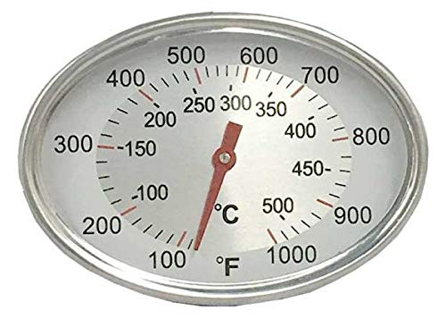 Firemagic Grills Analog Thermometer for Echelon and Aurora Grills