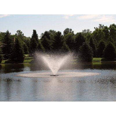Scott Aerator Aerating Fountain - 2 HP, 700 GPM, Model# DA-20