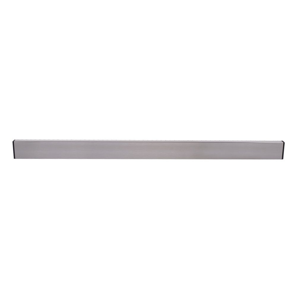 KES SUS304 Stainless Steel Magnetic Knife Rack 24-Inch 3M Self Adhesive Kitchen Utensil Rail, Brushed Finish, KUR201S60-2