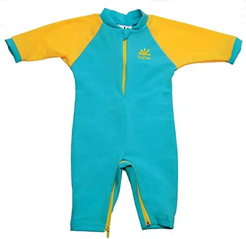 Nozone Fiji Sun Protective Baby Swimsuit in your choice of colors
