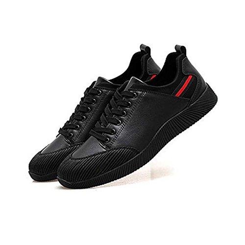 ZXCV Zapatos al aire libre Tendencia deportiva zapatos zapatos deportivos zapatos antideslizantes al aire libre para hombres de ocio Negro