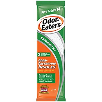 Best Shoe Insert Odor Eaters