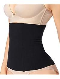 bebf4662e02ab Women Waist Shapewear Belly Band Belt Body Shaper Cincher Tummy Control  Girdle Wrap Postpartum Support Slimming