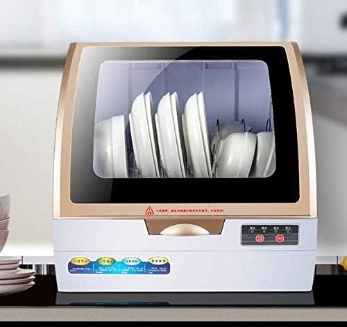 YANGSANJIN Inteligente automático lavavajillas de sobremesa hogar ...