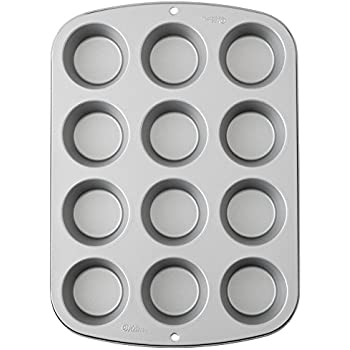 Wilton Recipe Right Nonstick 12-Cup Regular Muffin Pan