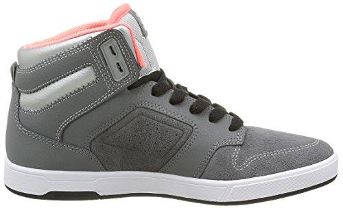 Delle Se Sneakers Grau Ggc A Argosy Luce Donne Dc grigio top Basso Universe Alta qa66AwR