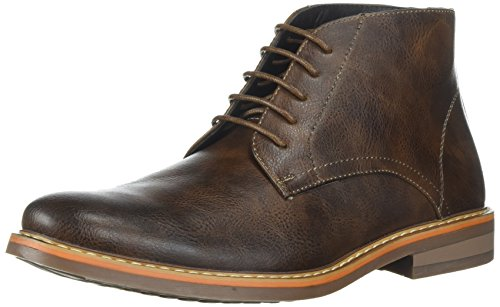Steve Madden Men's Overring Chukka Boot, Brown, 11 US/US Size Conversion M US