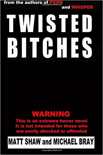 Book Twisted Bitches