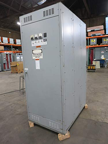 ASCO 1600A Bulletin 940 Automatic Transfer Switch D9403160099XC 480/277 1600 Amp