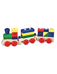 Melissa & Doug Wooden Stacking Train BOBEBE Online Baby Store From New York to Miami and Los Angeles