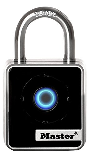 Master Lock 4400EURD Bluetooth Smart Padlock