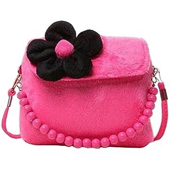 Amazon.com  Black Temptation  Leopard  Beautiful Kids Shoulder Bag ... fdea6c5b12