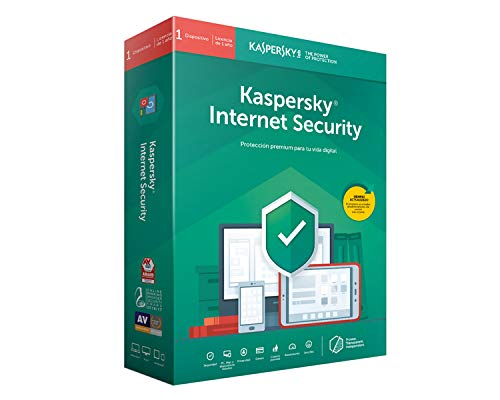 Kaspersky Lab KL1939S5AFS-9MSBA Antivirus Inter Security 1U Attach 2019
