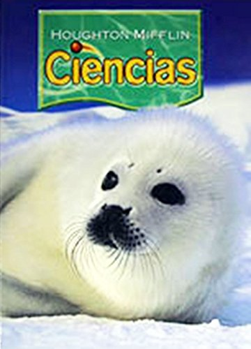 Houghton Mifflin Ciencias: Support Reader 6-pack Grade 2 Chapter 10: Comparar la materia (Spanish Edition) ebook