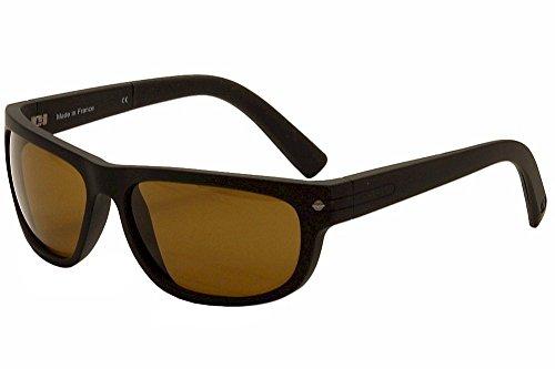Vuarnet Vl Black Polarized One Brown Matte Sunglasses Polar 1412 Size 77pnrP