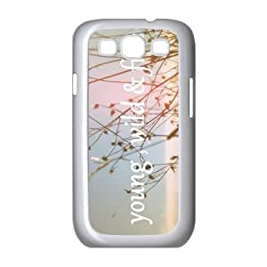 Young Wild and Free ZLB523902 Customized Phone Case for Samsung Galaxy S3 I9300, Samsung Galaxy S3 I9300 Case by icecream design