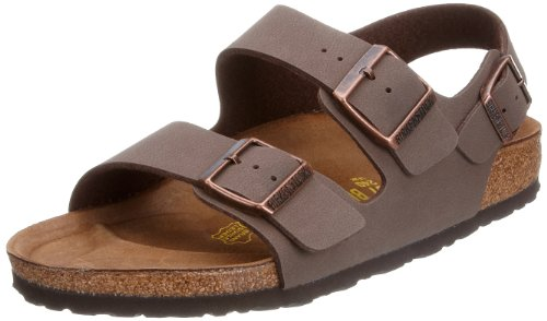 Birkenstock Milano, Unisex-Adult Sandals, Mocca, 5.5 UK (39 EU) ()