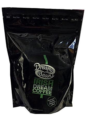 Dreamy Bean Irish Dream Flavour Coffee (227g cafetiere grind) / Café Aromatizado Irish Dream 227g: Amazon.es: Alimentación y bebidas