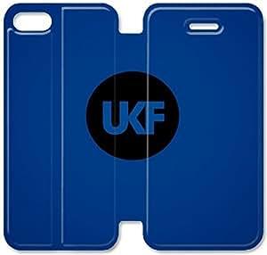 caso del tirón del cuero Knife Party ukf H2D29M4 iPhone 5C funda protectora Y4Z17R4 Hd caja del teléfono funda