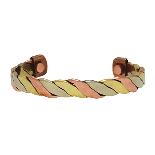 Copper Magnetic Bracelet, Noninvasive Therapy for Rheumatoid Arthritis & Other Rheumatic Conditions