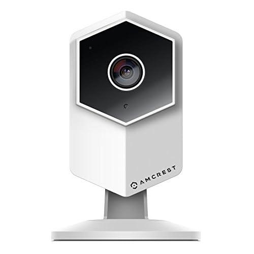 Amcrest UltraHD Shield 2K Dual-Band WiFi Video Security IP Camera w/ Two-Way Audio, MicroSD Recording, Super Wide 140°...