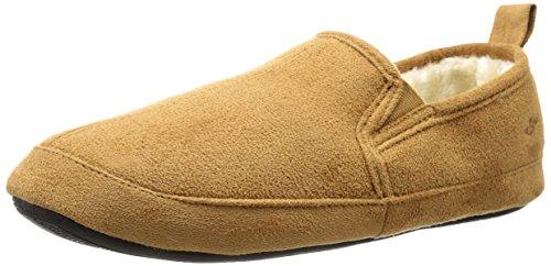 Dockers Men's Double-Stretch Gore Loafer Slipper,  Tan,  11 M US ()