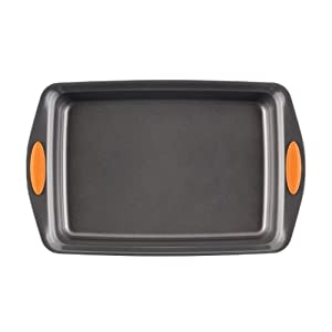 Rachael Ray Oven Lovin' Nonstick Bakeware 9-Inch-by-13-Inch Cake Pan