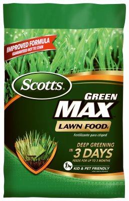 Scotts Company 44615A Mini Pallet Green Max Lawn Food Fertilizer