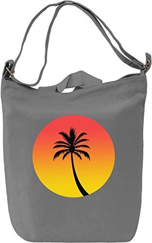 Master Of The Miami Sunset Borsa Giornaliera Canvas Canvas Day Bag  100% Premium Cotton Canvas  DTG Printing 