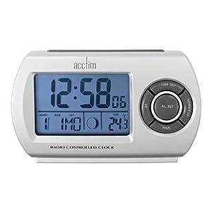 Acctim 71117 Denio - Reloj Despertador con radiocontrol 5