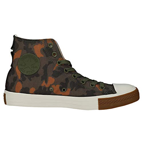 Hi CTAS Field Egret Deporte Surplus Zapatillas de Converse Brown Field Adulto 322 Multicolor Unisex ZwU5qEd