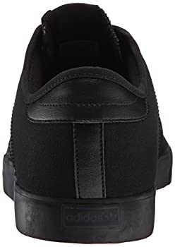 Adidas Men's Seeley Skate Shoe,blackblackblack,9 M Us 1