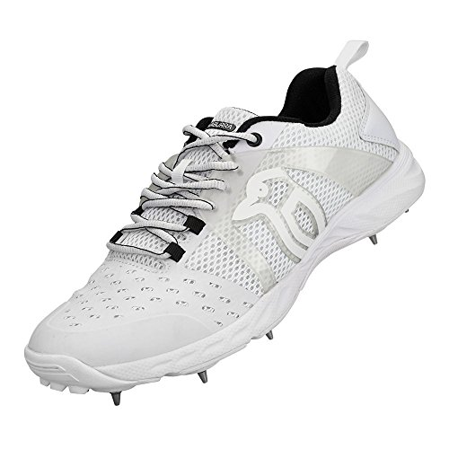 Chaussures Spike Blanc N White Koolaburra 2000 de Blanc Cricket Mixte 2018 Kcs A Adulte qvqBIt
