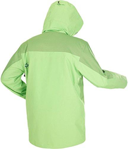 Jkt Hombre Verde Organic Clothing Para green Impermeable Goods Abrigo Picture n4Tpxx