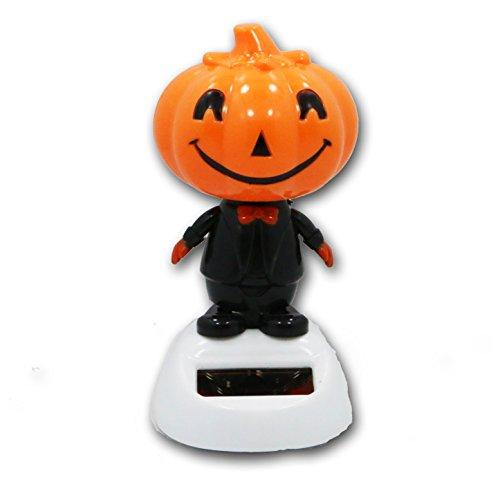 Cute Halloween Desktops (Halloween Pumpkin Jack o Lantern Solar Powered Dancing Figure by Fright Night)
