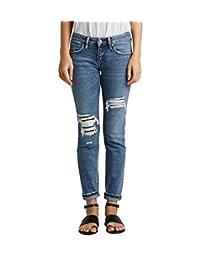 Silver Jeans Co. Women's Boyfriend