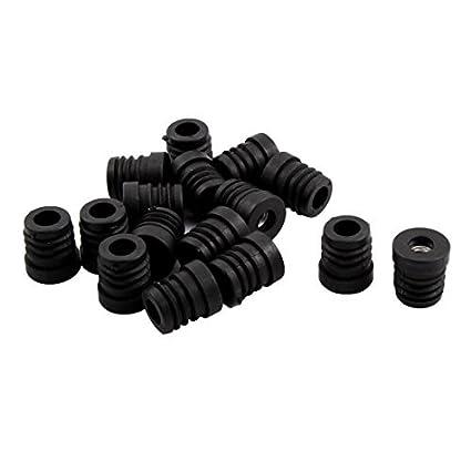 Amazon.com: eDealMax Meubles en Plastique Table Anti Scratch Tube