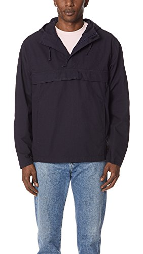 Carhartt WIP Men's Vega Pullover Jacket, Dark Navy, Small by Carhartt