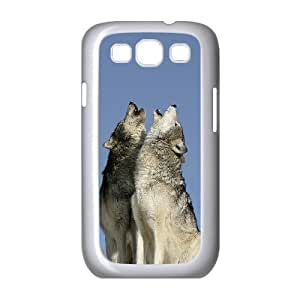 Wolf Unique Design Cover Case for Samsung Galaxy S3 I9300,custom case cover ygtg599907