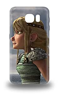 New Style Dream Works Hiccup How To Train Your Dragon Smart Boy Premium Tpu Cover 3D PC Case For Galaxy S6 ( Custom Picture iPhone 6, iPhone 6 PLUS, iPhone 5, iPhone 5S, iPhone 5C, iPhone 4, iPhone 4S,Galaxy S6,Galaxy S5,Galaxy S4,Galaxy S3,Note 3,iPad Mini-Mini 2,iPad Air )