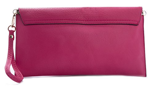 Taupe Bag Vegan Plain Womens Wristlet Crossbody Messenger Big Handbag Shoulder Clutch Deep Leather Shop Envelope q7FCgw6